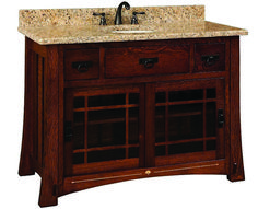 Amish Morgan Single Bathroom Vanity Cabinet with Inlays Hardwoods Collection Our Amish Morgan Single Bathroom Vanity Cabinet with Inlays will soon become the point of interest in your home bathroom. Bathroom Vanity Cabinets, Wood Vanity, Wood Bathroom, Single Bathroom Vanity, Bathroom Ideas, Bathroom Vanities, Funny Bathroom, Bathroom Curtains, Bath Ideas