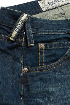 Jeans Man Soccer Fit - TILLBOR 118 220 - Replay