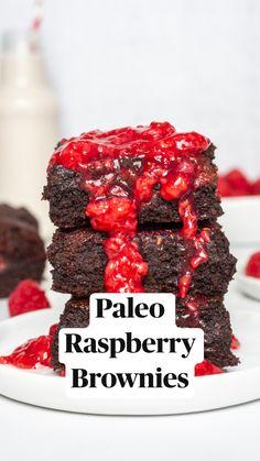 Paleo Sweets, Paleo Dessert, Gluten Free Desserts, Gluten Free Recipes, Dessert Recipes, Low Calorie Desserts, Healthy Desserts, Eat Healthy, Gluten Free Chocolate