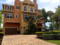 Fort Myers Beach Villa Rental: Beachfront Luxury Villaprivate pool