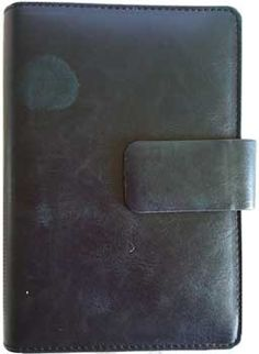 Black Datebook