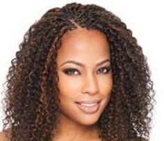 Modele de coiffure africaine