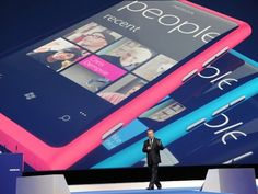Nokia presentaría móviles con Windows 8 en septiembre