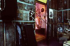 Lee Perry's Black Ark Studio. photo by Adrian Boot.  www.urbanimage.tv