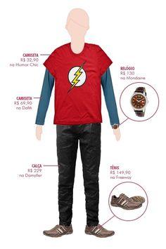 Sheldon's Style! #BBT