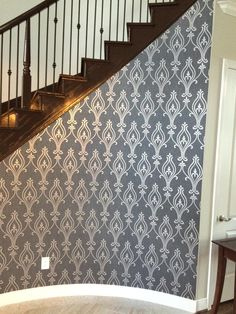 A new look for a customer's staircase!