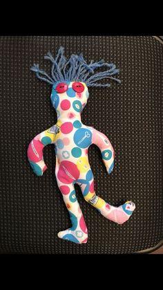 Handmade Nursing Dammit Doll  | eBay