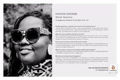 Waridi Valentine Artist Spotlight Ad