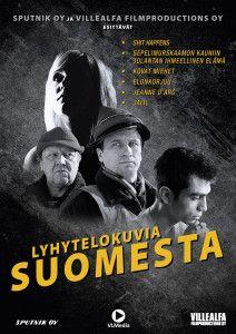 Lyhytelokuvia Suomesta