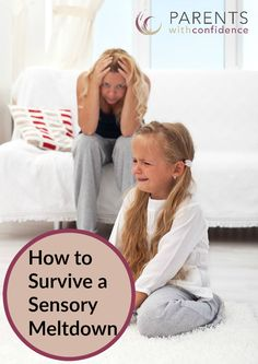 How to Stay Calm During Your Child's Meltdown