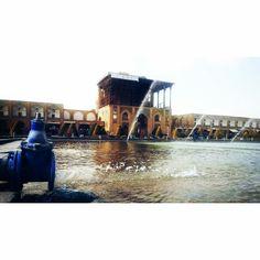 #NaghsheJahan #Esfahan #Alighapou  #Dream