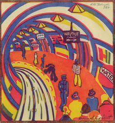 Lill Tschudi - Underground
