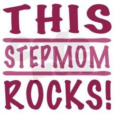 Yes, I do! I'm a mom and stepmom
