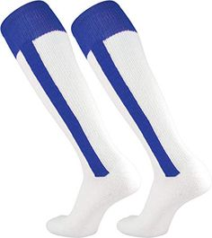 TCK 2-n-1 Premium Stirrup Socks (Royal, Small) Softball Socks, Baseball Socks, Baseball Games, Football Equipment, Summer Games, Sport 2, Babe Ruth, Exercise For Kids, Sports Illustrated