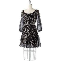 butterfly dresses | LC Lauren Conrad Butterfly Shift Dress Set