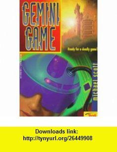 Gemini Game (9780816742714) Michael Scott , ISBN-10: 0816742715  , ISBN-13: 978-0816742714 ,  , tutorials , pdf , ebook , torrent , downloads , rapidshare , filesonic , hotfile , megaupload , fileserve