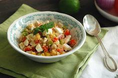 Quinoa estiva - di Angela Simonelli #fuudly #ricette