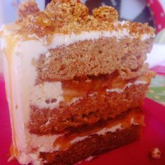 """32 """"Μου αρέσει!"""", 7 σχόλια - Irene-Armida Gidali (@elvira_rene1976) στο Instagram: """"#cakeforbreakfast #caramelapplecake"""""""