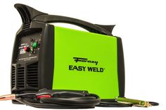 This is an ideal option for those who are looking for a welder for a DIY task or are new to welding. After Goplus, this one is perhaps the next most affordable option.  The biggest seller perhaps is the gas setup. It is gasless when it comes to flux core welding, unlike most other welders. Thus, it saves more money, as there is no need to purchase a gas-filled cylinder. Being packaged in torch wrap, it is simple to take it on/off. It is also versatile enough to work with 2lb or 10lb spools.