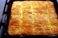 Greek Recipes, Desert Recipes, Filo Recipe, Food Network Recipes, Cooking Recipes, Savory Muffins, Savoury Pies, Canapes Recipes, Greek Cooking