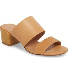 The Best Wedding Guest Shoes (Including heels that don't sink in grass! Women's Mules, Heeled Mules, Heeled Sandals, Wedding Guest Shoes, Slide Sandals, Shoes Sandals, Chunky Heels, Leather Sandals, Block Heels