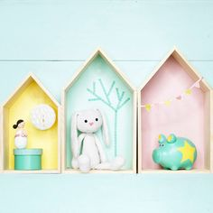 Panduro Hobby www. Panduro Hobby, Woodworking Projects, Diy Projects, New Kids, Beautiful Children, Painted Furniture, Playroom, Kids Room, Shelves