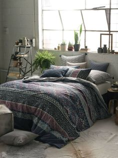 Double Quilt Cover Sets Shahzade Blue Quilt Covers Online