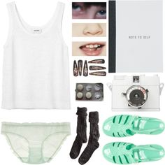 """Untitled #001"" by bellux ❤ liked on Polyvore"