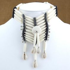 Native American choker. I NEED this.