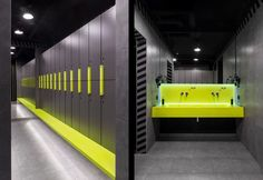 Soesthetic Group creates high-impact gym in Kiev