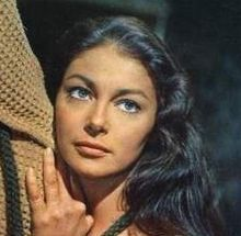 Pier Angeli (19 June 1932 – 10 September 1971 was an Italian-born television and film actress. Her American debut was in the starring role of the 1951 film Teresa, for which she won a Golden Globe Award. Twenty years later, she had been chosen to play a part in The Godfather, but died before filming began.For a short time, Angeli had a romantic relationship with James Dean; At the age of 39, despondent and lonely, Angeli was found dead in her home, of an accidental barbiturate overdose.