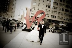 Time Square Weddings Photos by Tony Lante Photography & Cinematography