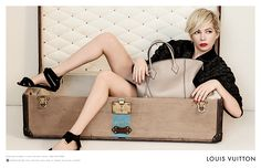 Michelle Williams x Louis Vuitton