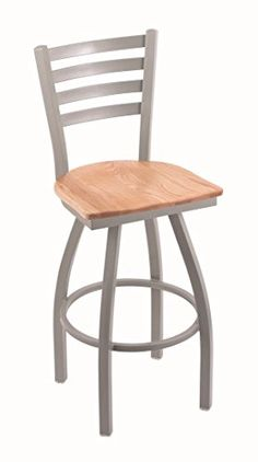 "Holland Bar Stool Co. 410 Jackie 25"" Counter Stool with A…"