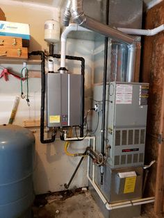 Installing Rinnai tankless hot water system Lake Tapps, Port Orchard, Water Systems, Hot, Torrid