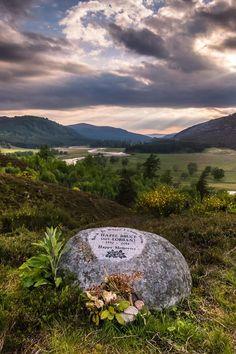 Deeside landscape in Aberdeenshire, Scotland. Ally Deans Photography.