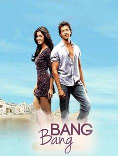 #Bang Bang ! #Hritik Roshan #Katrna Kaif