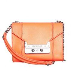 Love Moschino I LOVE SCARFA – Umhängetasche – orange