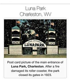 Luna Park | West Side of Charleston, WV