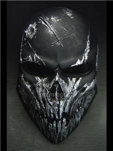 Army of Two Airsoft Paintball BB Mask Black Devil Skull Tatto, Neck Tatto, Skull Mask, Mask Tattoo, Art Café, Sister Tatto, Army Of Two, Mascaras Halloween, Motorcycle Helmets