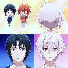 Iori, Riku and Tenn Cute Anime Boy, Anime Guys, Manga Anime, Anime Art, Natsume Yuujinchou, Manga Games, Anime Ships, Kawaii Anime, Character Art