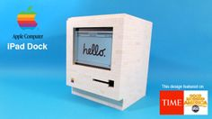 1984 Macintosh iPad Dock - 30th Anniversary