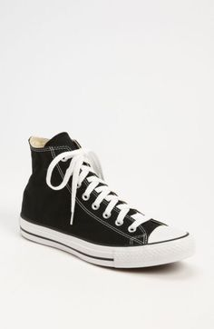 Converse are my fave everyday shoes!