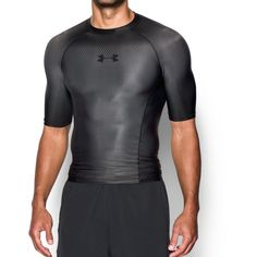 0856bb1d9 Men s UA Charged Compression Short Sleeve Shirt