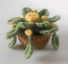Plant Crochet Pattern