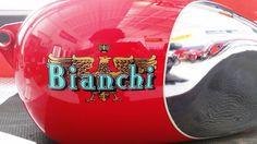 Bianchi Pordoi 174 serbatoio benzina - Motor bike service
