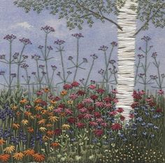 Jo Butcher, Embroidery Artist - Welcome to my Home page