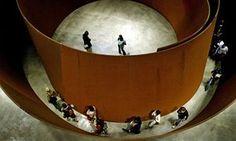 Heavy metal: Richard Serra exhibition for London Richard Serra, Richard Meier, Gagosian Gallery, Video Artist, Process Art, London Art, American Artists, Heavy Metal, Modern Art