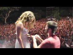 The official video of my proposal to my girlfriend (now fiancé), Mallary Snodgrass, at the Foster the People show in Austin, TX.