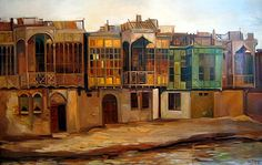 Shaker Al-Alousi,iraqi artist